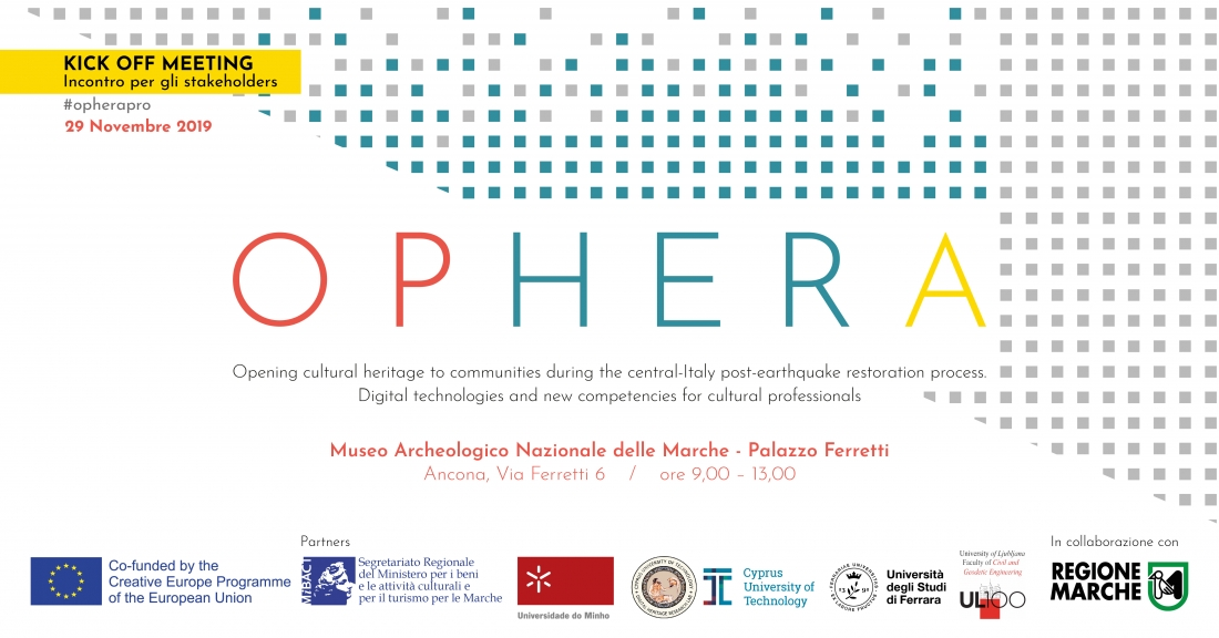OPHERA Project Kick off meeting