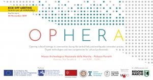 OPHERA Project Kick off meeting