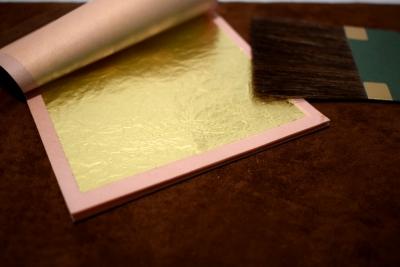 Foglia oro libera_Loose Gold Leaf