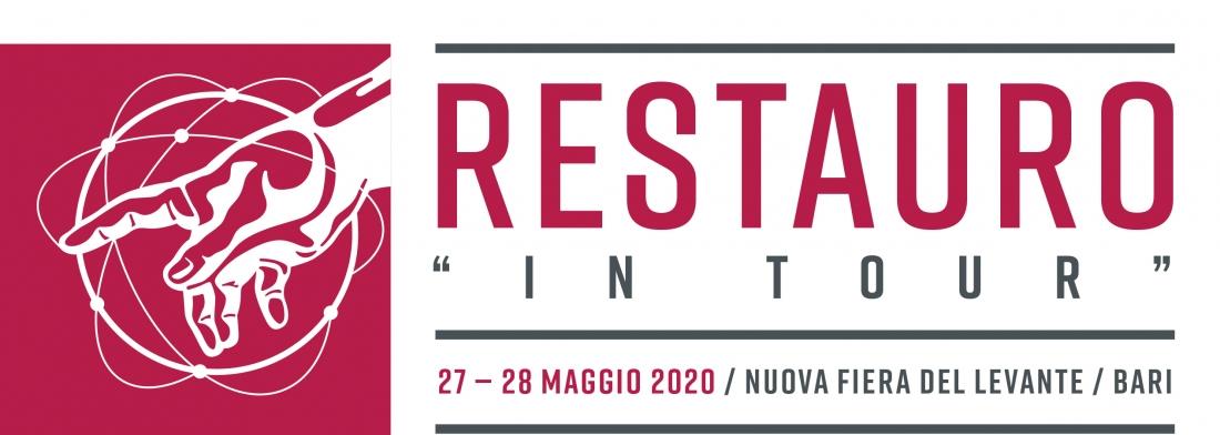 """RESTAURO """"IN TOUR"""" - Bari, Nuova Fiera del Levante, 27-28 maggio 2020"""