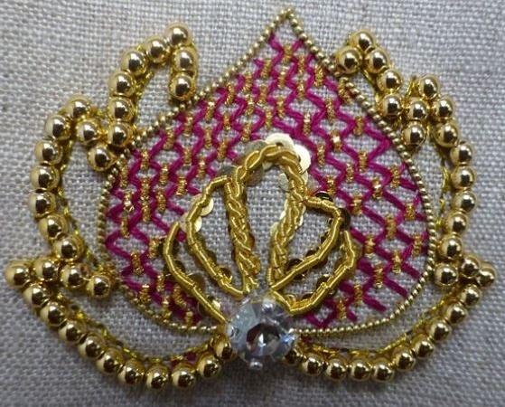 Fleur de la Passion - Atelier du Bégonia d'or