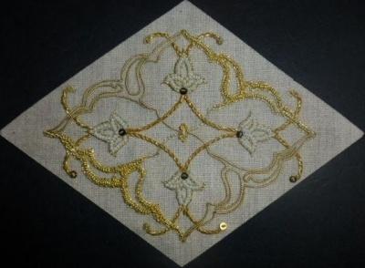 Atelier du Bégonia d'or - Moucharabieh