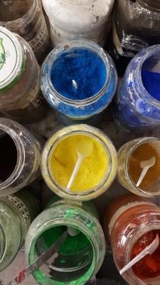 Choose your pigment
