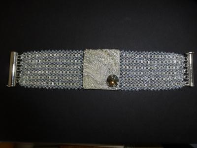Bracelet de luxe personnalisable