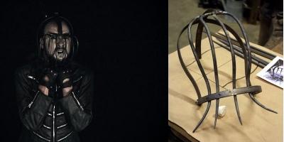 Maschera di scena