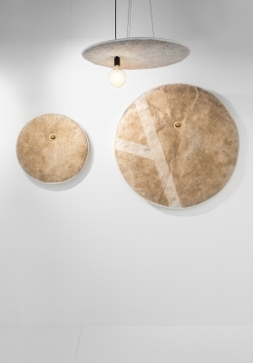 Hempanel wall et suspension - Romy Design Studio