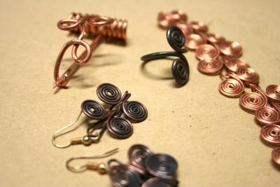 Bijoux antichi in rame