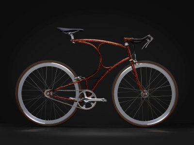 Urushi bicycle