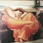 My copy of Flaming June