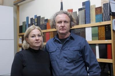 Marina and Sergej