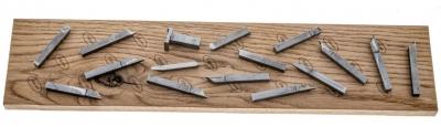 outils de guillochage