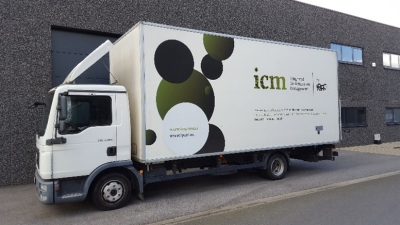 ICM mobile treatment chamber