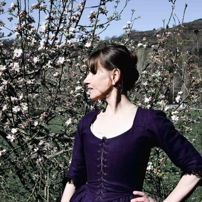Caroline Koriche, Atelier Serraspina' owner