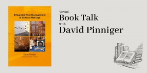 Book talk with David Pinniger