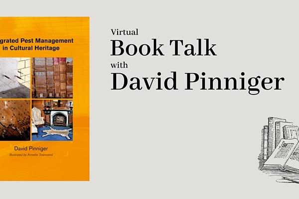 Book talk with David Pinniger