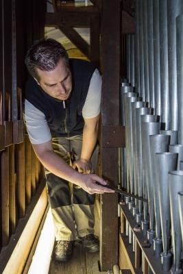 Accord d'un orgue