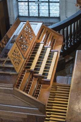 Orgue Eglise Saint Sébastien de Nancy
