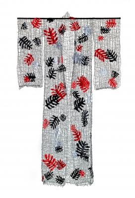 Wallhanging Kimono