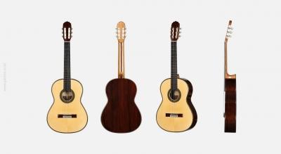 Teodoro Pérez guitars